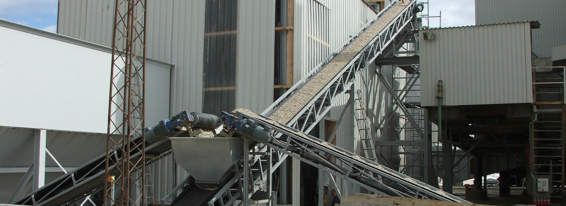Conveyor Jtt Transportør
